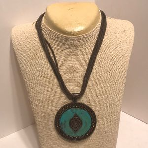 Jewelry - Torqued Necklace